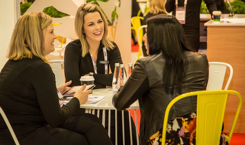 Watch MEETINGS in action and hear feedback from Buyers and Exhibitors<br>